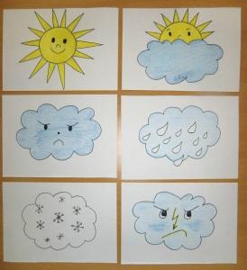 obrázky počasí