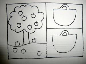 Spočítej jablíčka