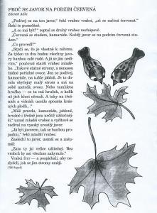 Proč se javor na podzim červená