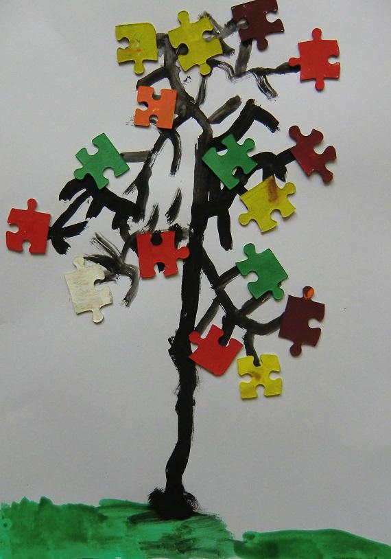 puzzlový strom2