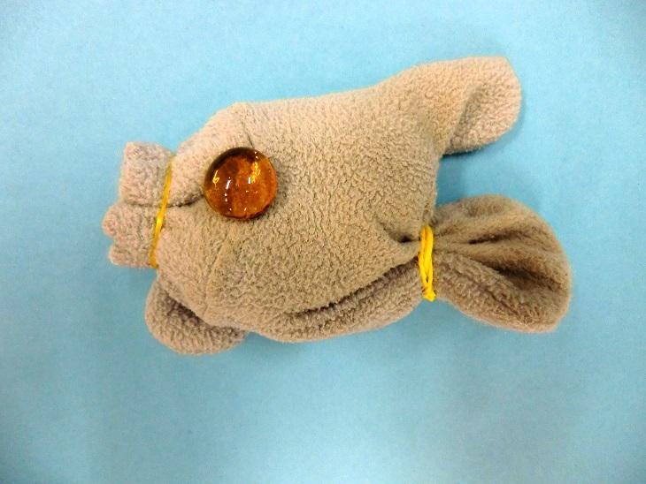 ryby z rukavic