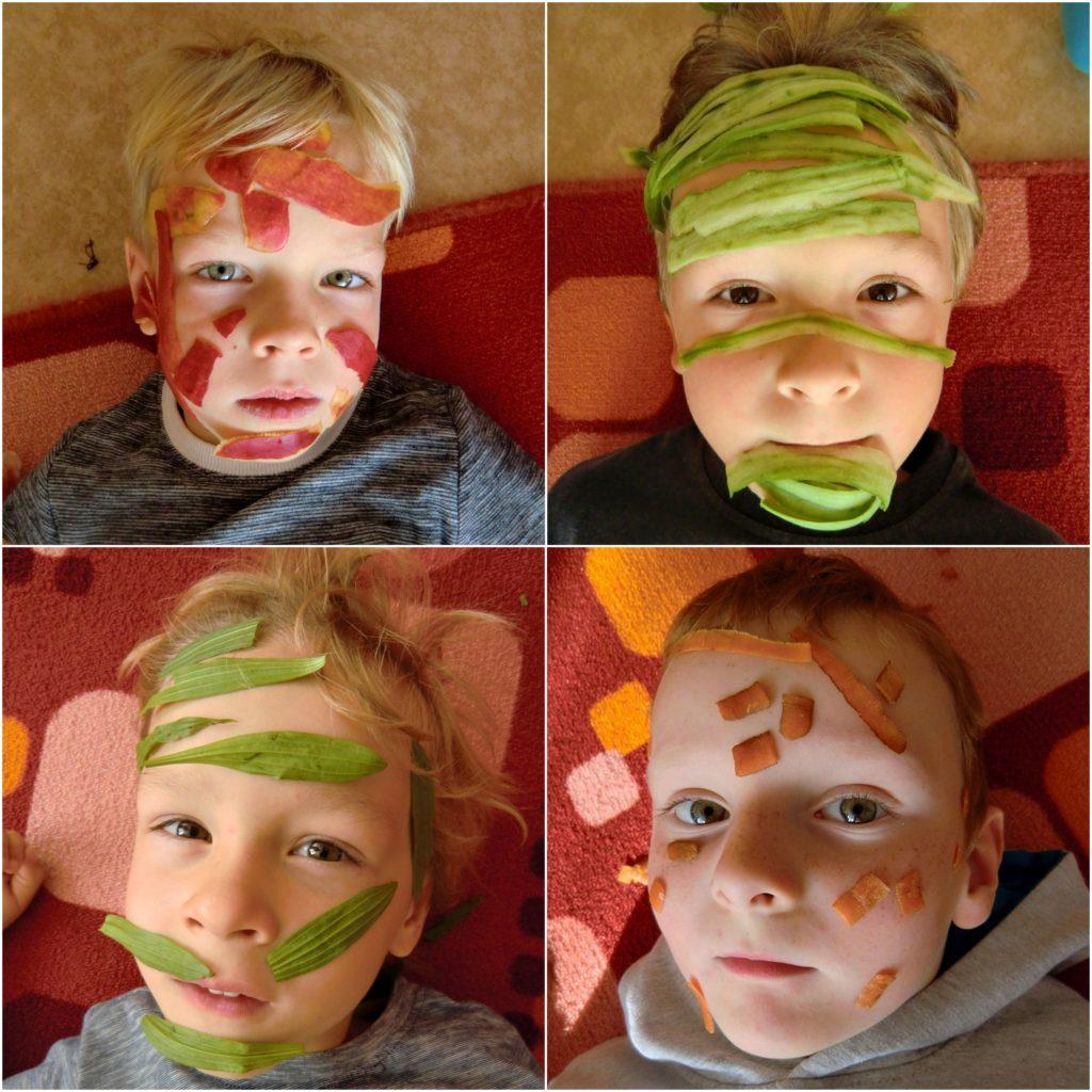 Oblékání tváře