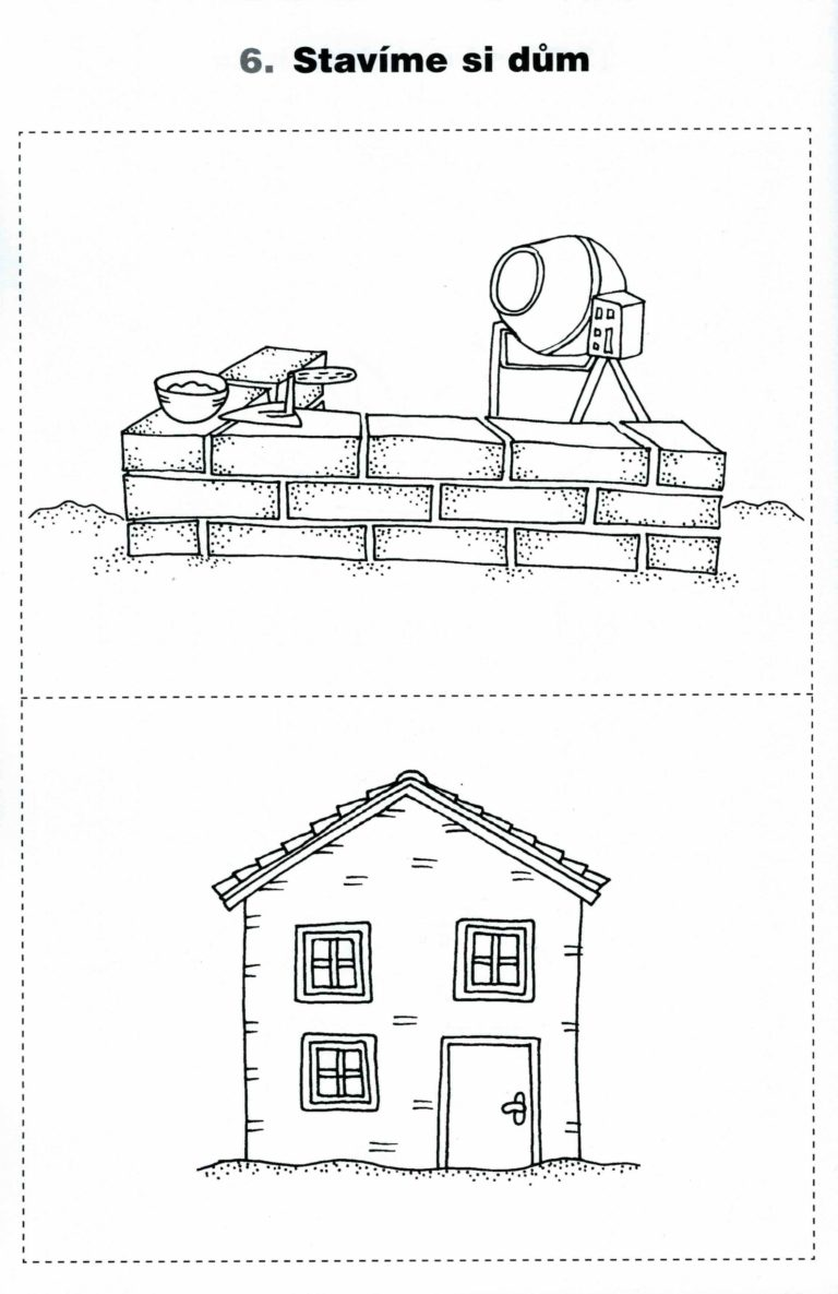 Stavíme si dům