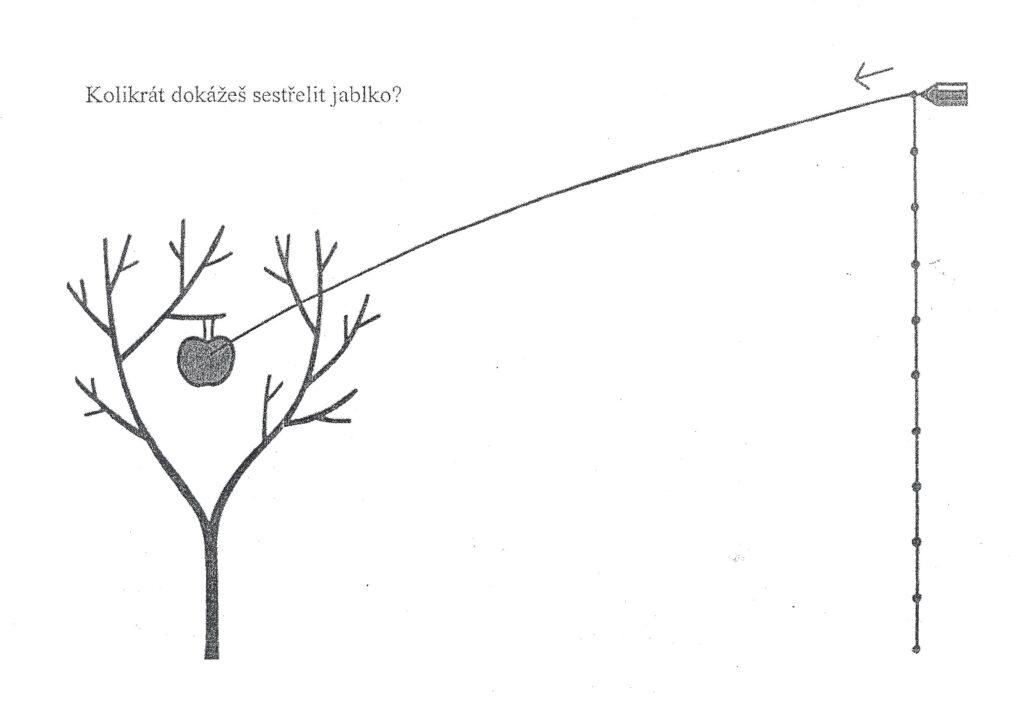 Sestřel jablko