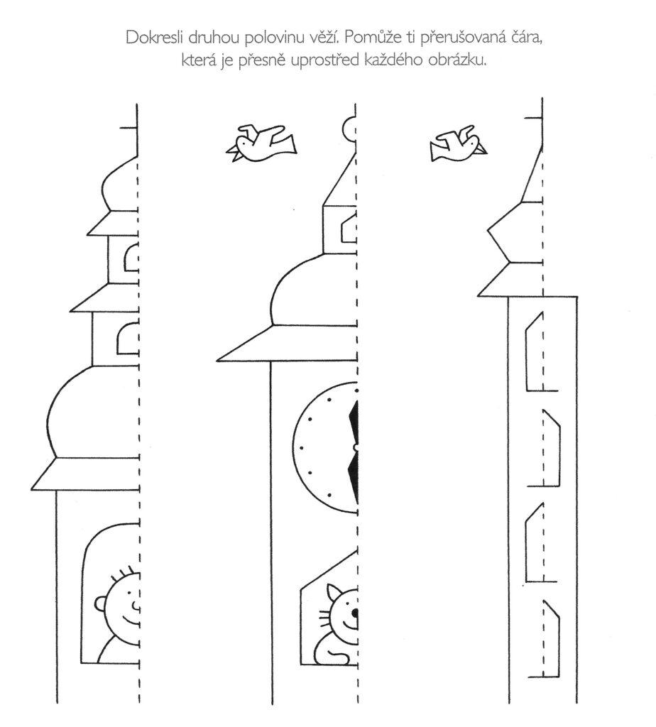 Dokresli věže